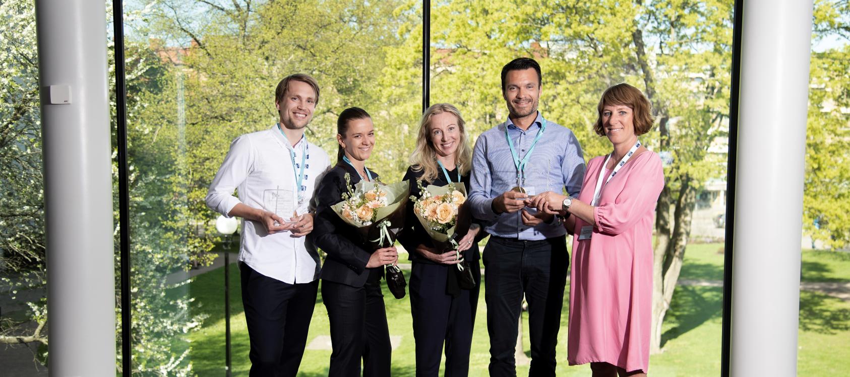 ÅretsHRsystemprojekt vinnare Nordnet & CatalystOne