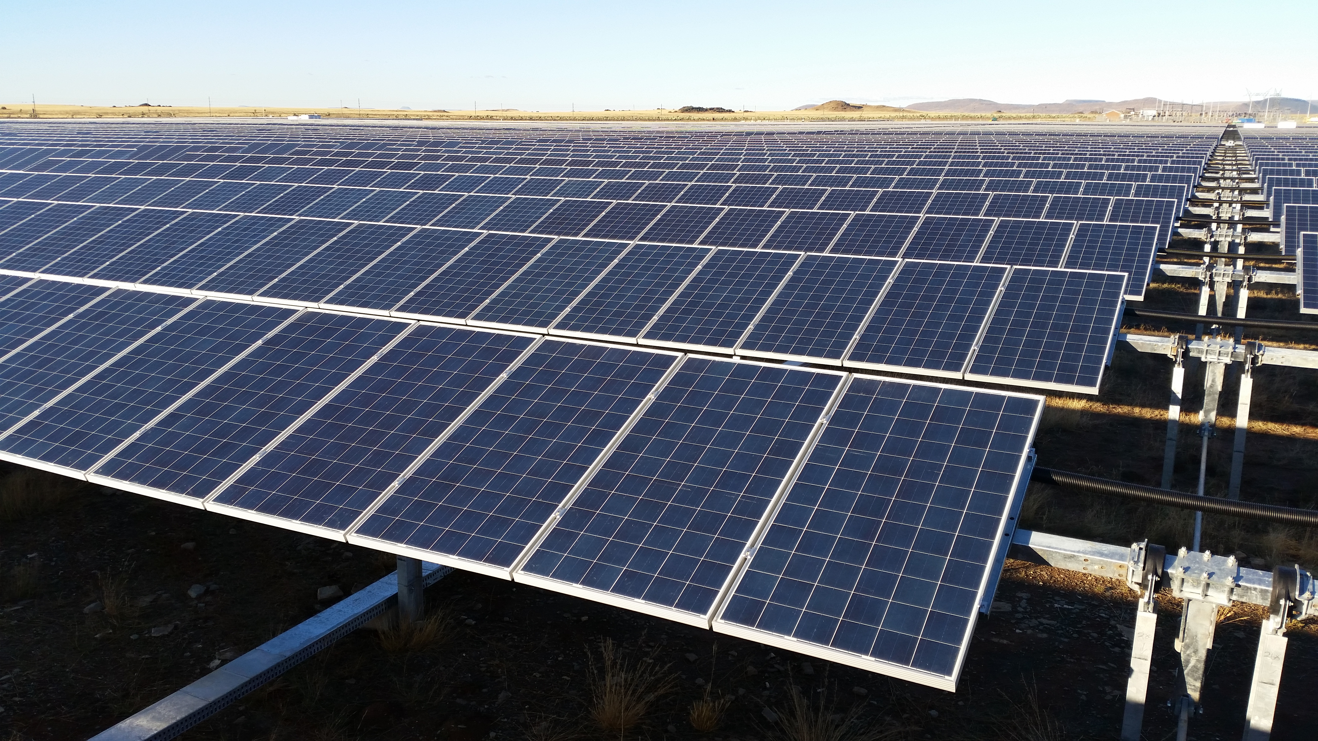 scatec solar plant