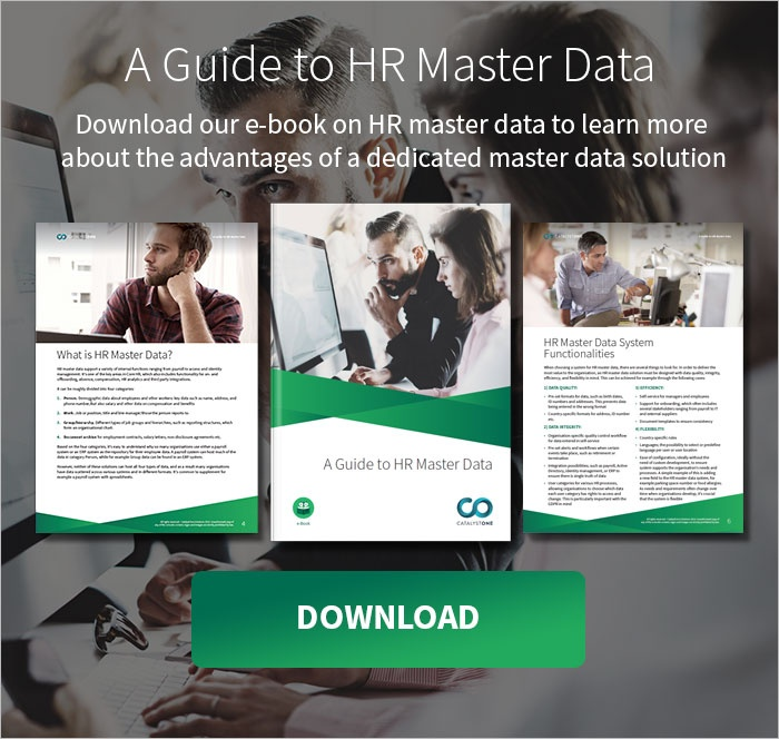 Guide to HR Master Data