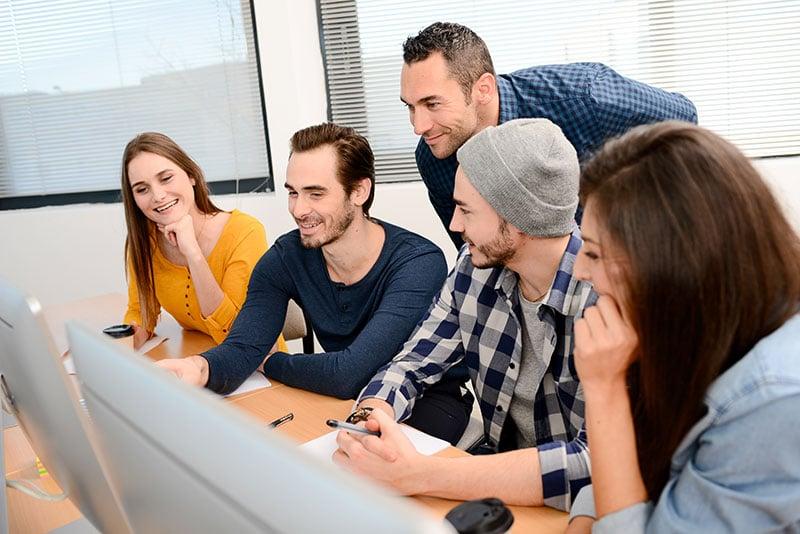 Course-Management-HR-system