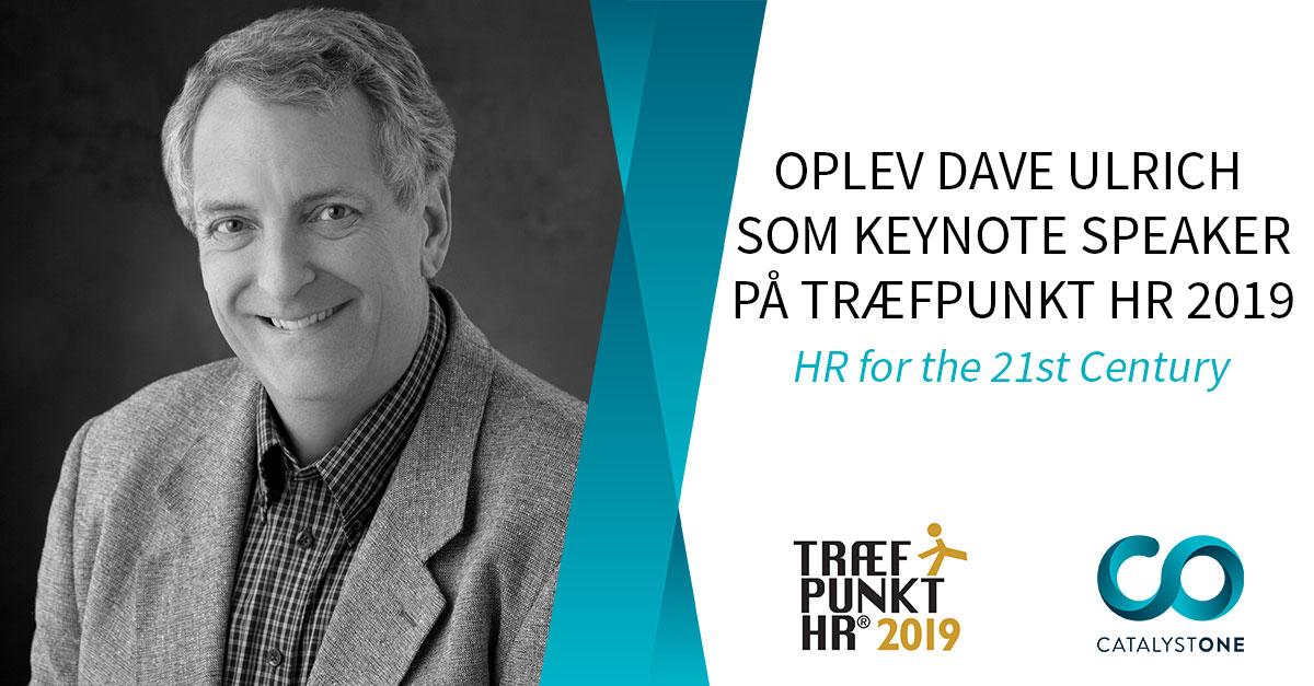 Dave Ulrich Træfpunkt HR 2019