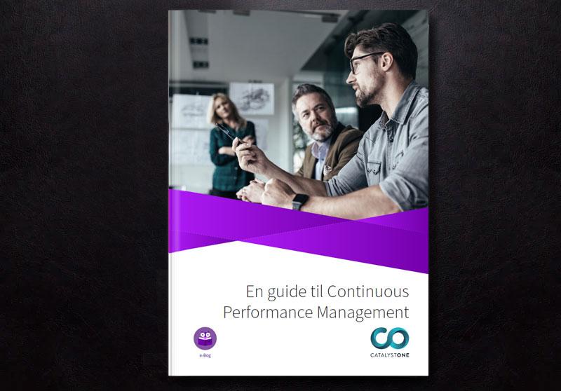 E-bog om Continuous Performance Management
